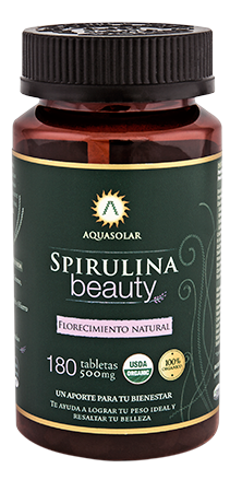Spirulina Beauty