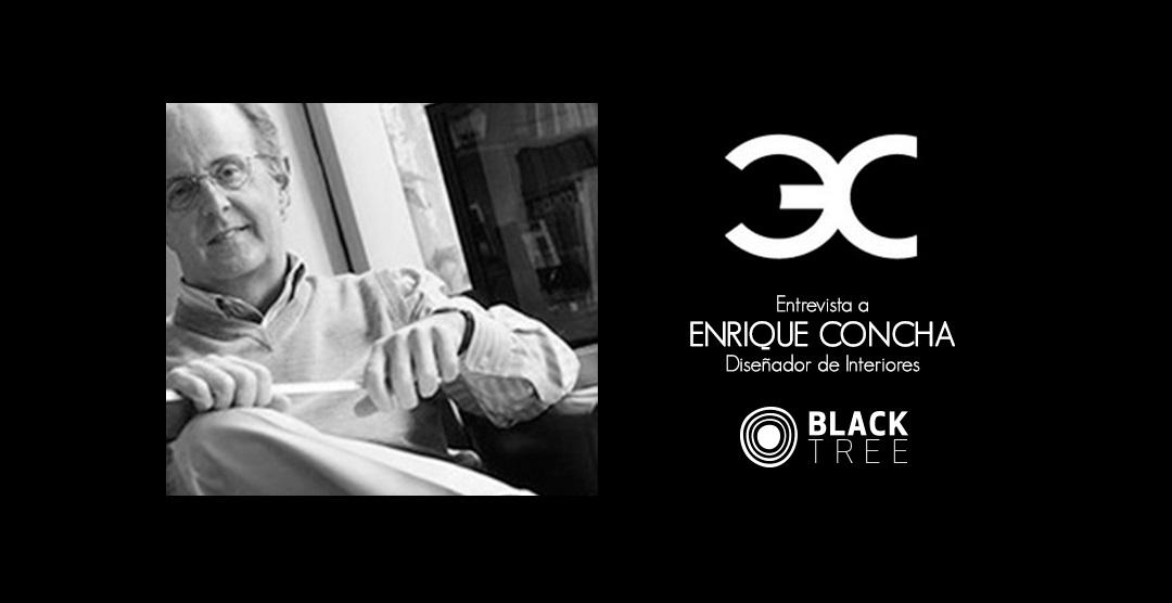 Entrevista a Enrique Concha- Diseñador de interiores