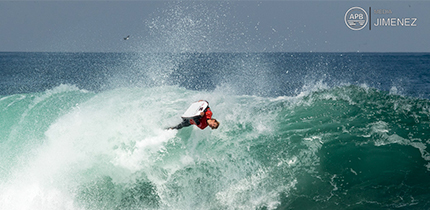 Bodyboard World Cup dresses Chinchorro again.