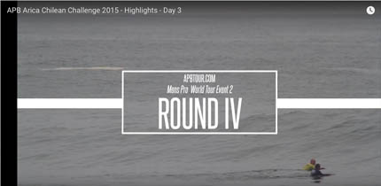 APB Arica Chilean Challenge 2015 - Highlights - Day 3