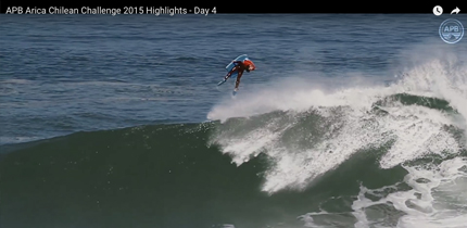 APB Arica Chilean Challenge 2015 - Highlights - Day 4