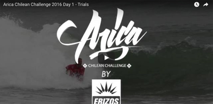 APB Arica Chilean Challenge 2016 - Highlights - Day 1