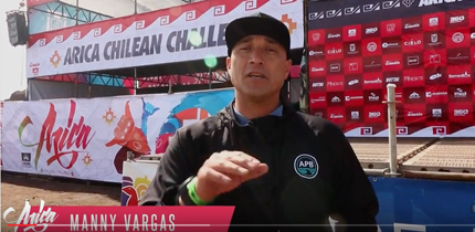 Arica Chilean Challenge 2016 Day 2 - Trials and Round I Main Event