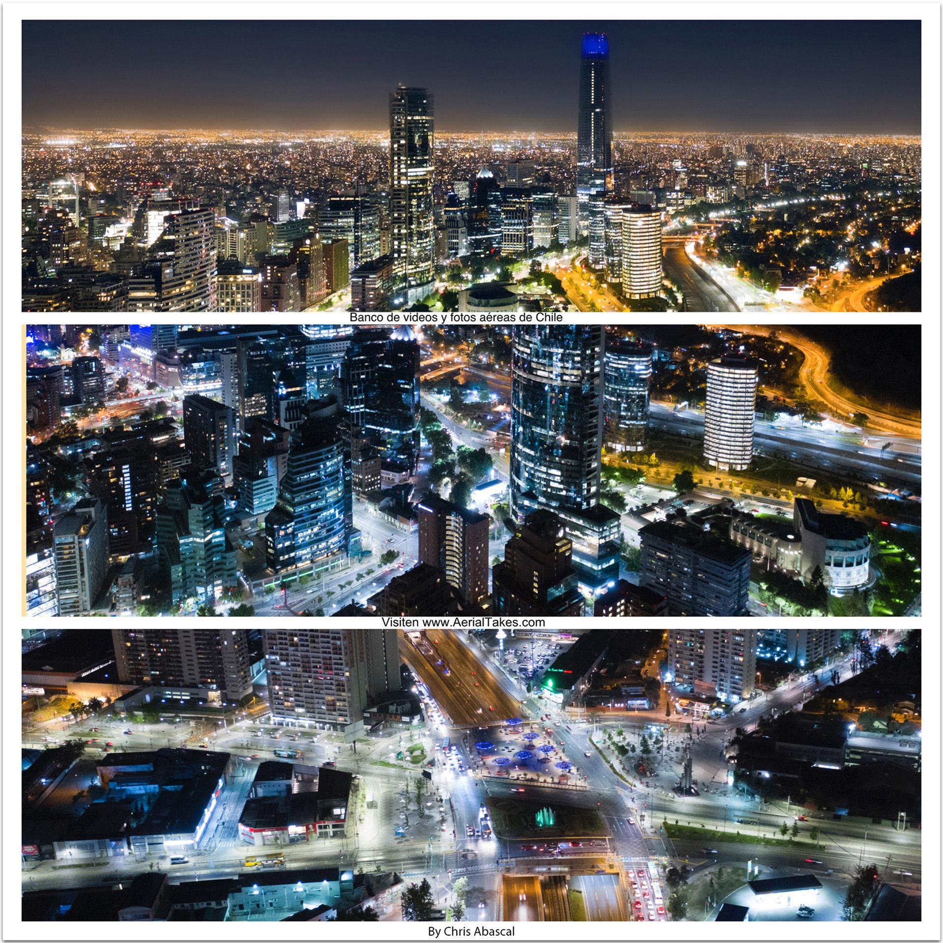 BANCO DE IMAGENES AEREAS - CHILE  (AerialTakes)