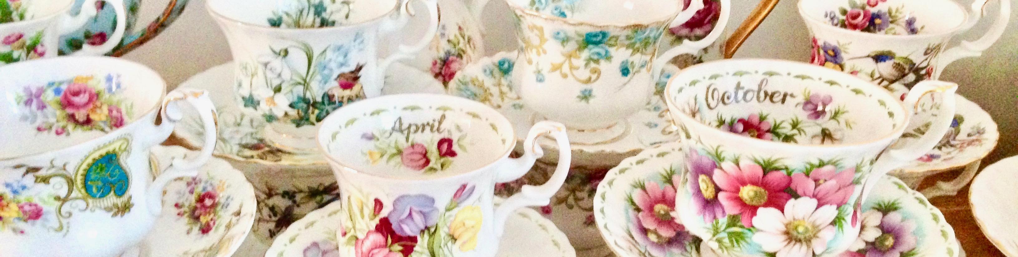 Porcelanas de ensueños