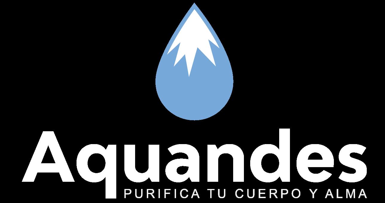 Logo AQUANDES agua purificada