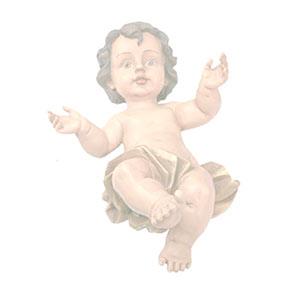 Statues de l'enfant Jésus