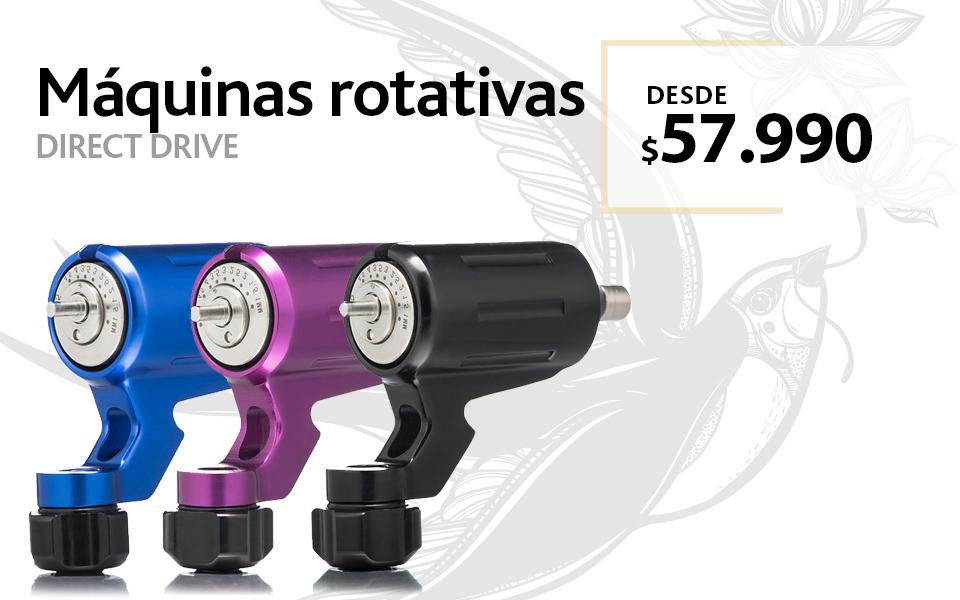 MÁQUINAS ROTATIVAS