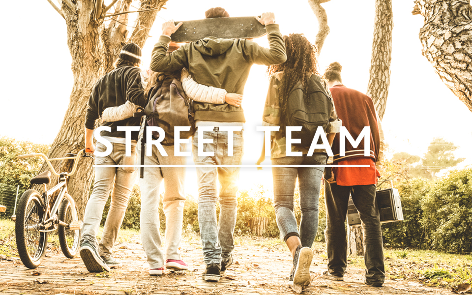 STREET TEAM