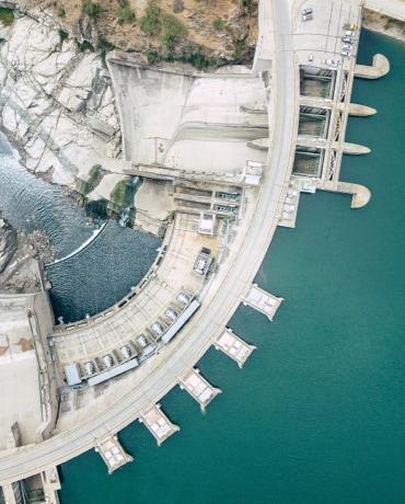 Hidroeléctrica y Energía