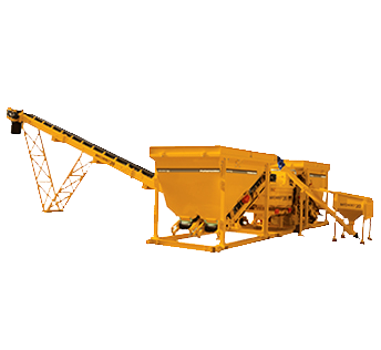 Batchkret - Planta de Hormigón – Bajo Perfil