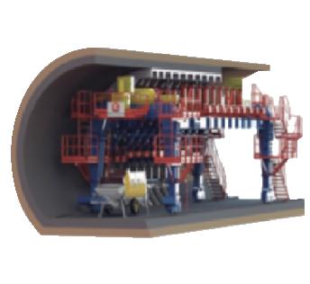 Formkret - Sistema de Llenado de Encofrado Automatizado