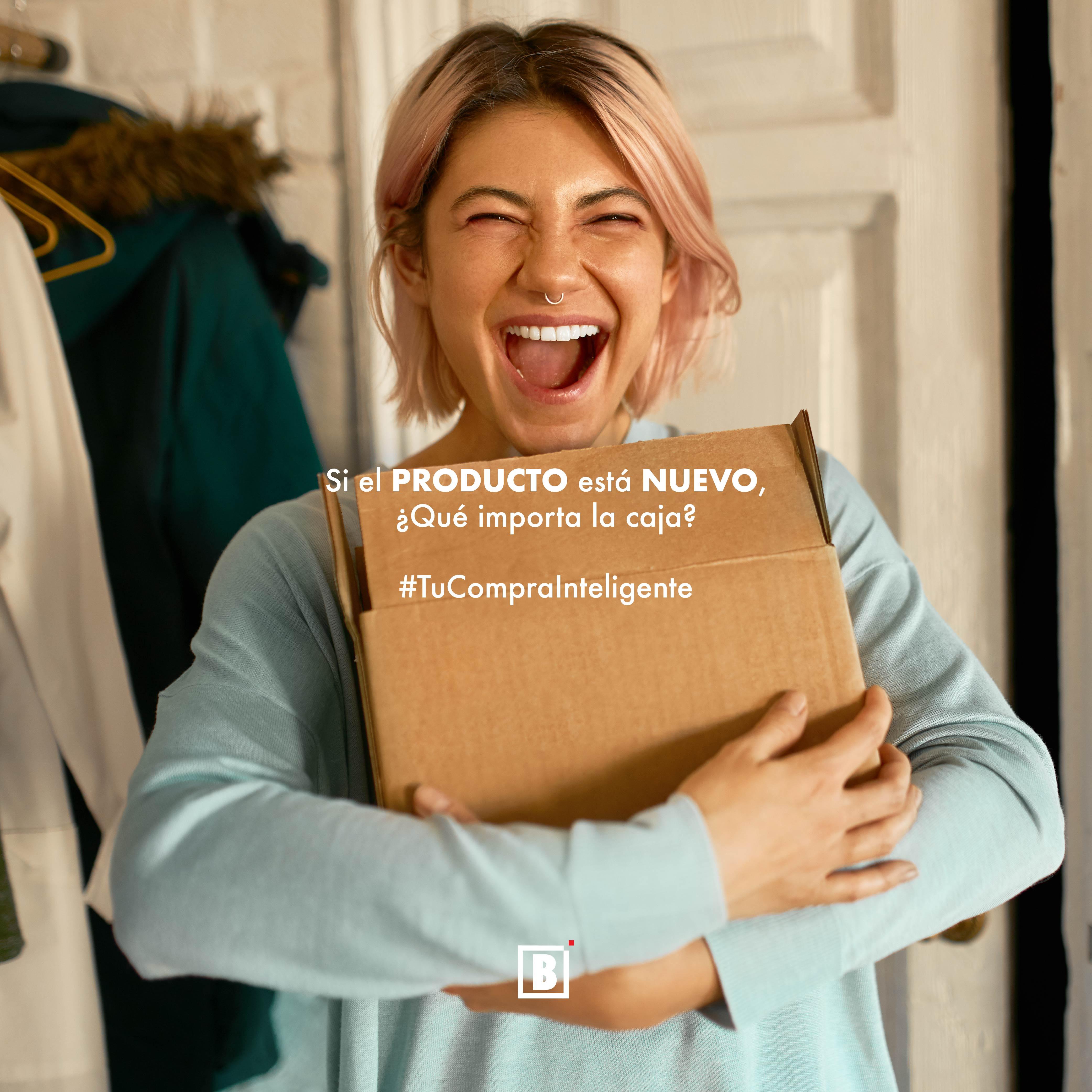 SELECCIONAMOS los mejores productos y te ofrecemos OPORTUNIDADES ÚNICAS. Compra #OPENBOX.