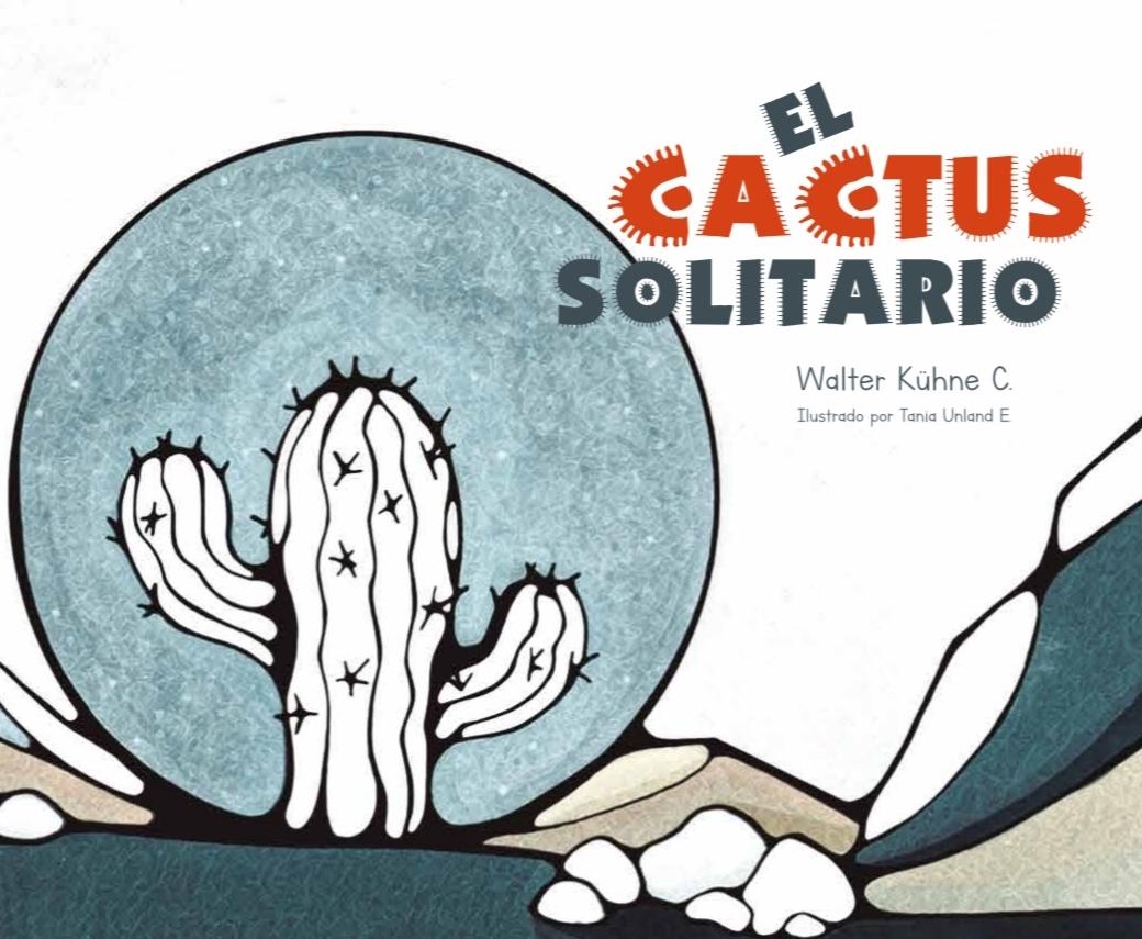 El cactus solitario