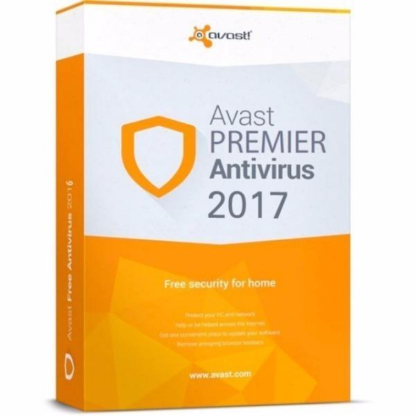 Antivirus Avast Premier Full 2017