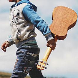 Instrumentos Niños
