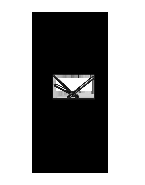 Manilla Negra - Give Watches | Relojes con sentido social