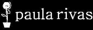 Logo Flores Paula Rivas