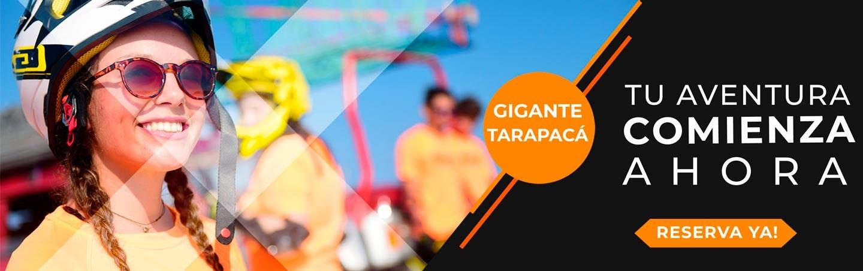 Gigante de Tarapacá Extreme tours