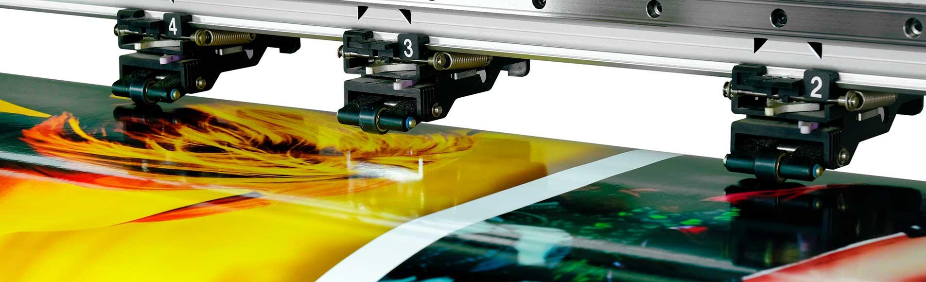 Todos los Sistemas de Impresión en un Sólo Lugar