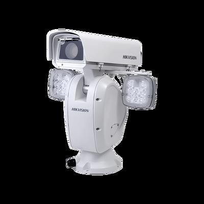 Camaras PTZ Darkfigther con IR Laser