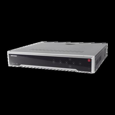 Sistemas de Videovigilancia ( NVR o DVR ).