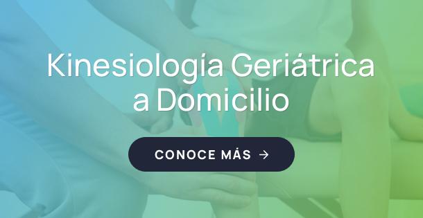 Kinesiología Geriátrica a Domicilio