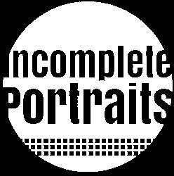 Logo #IncompletePortraits