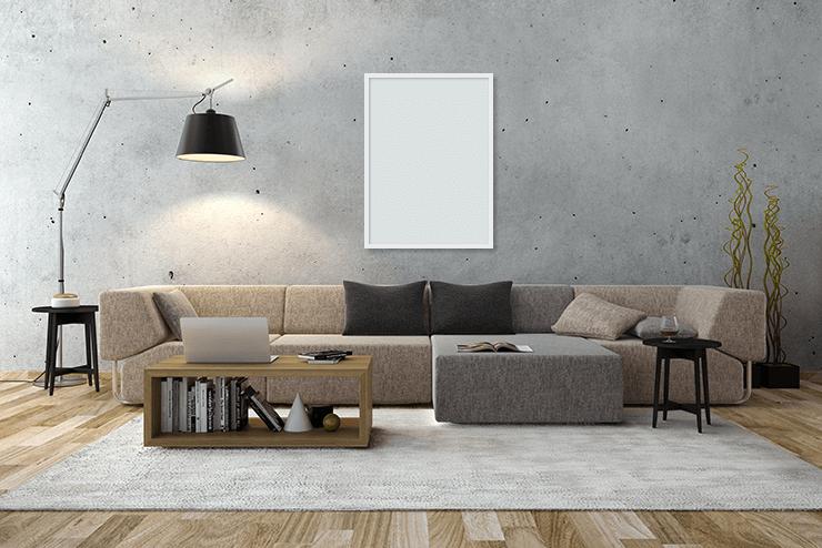 Montage 4 - White Frame