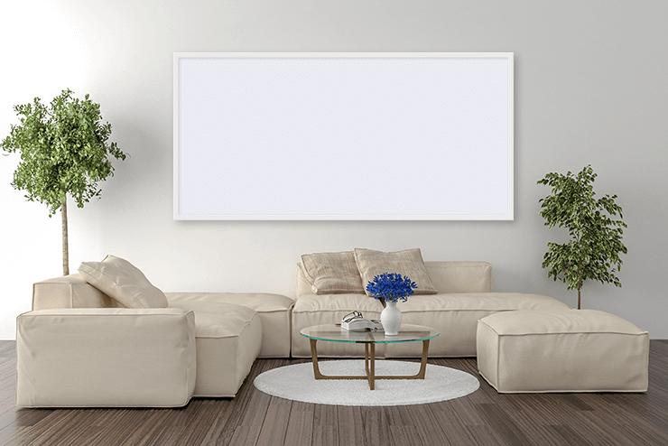 Montage 3 - White Frame