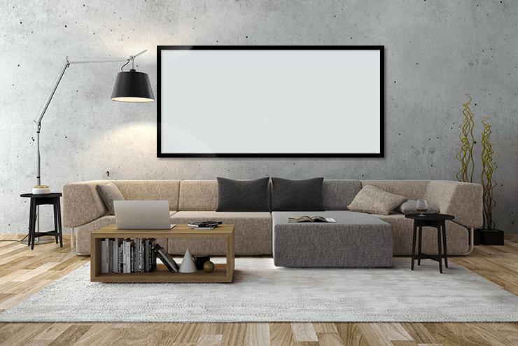 Montage 4 - Black Frame