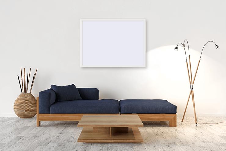 Montage 2 - White Frame