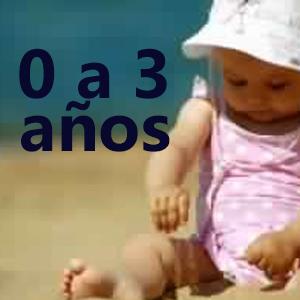 Bebés (0 a 3 años)