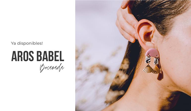 Aros Babel - Colección Bocanada