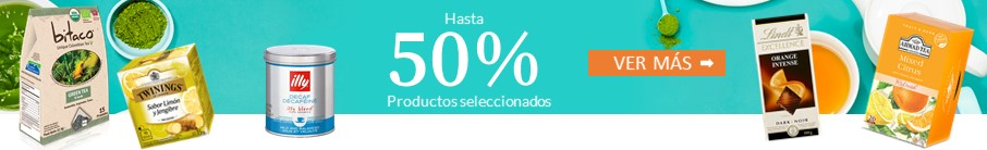 Hasta 50% de descuento en productos en qtq.cl