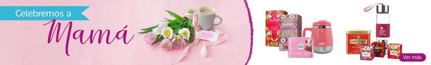 Día de la madre en Qué Té Quieres, Regalos para mamá, packs de té