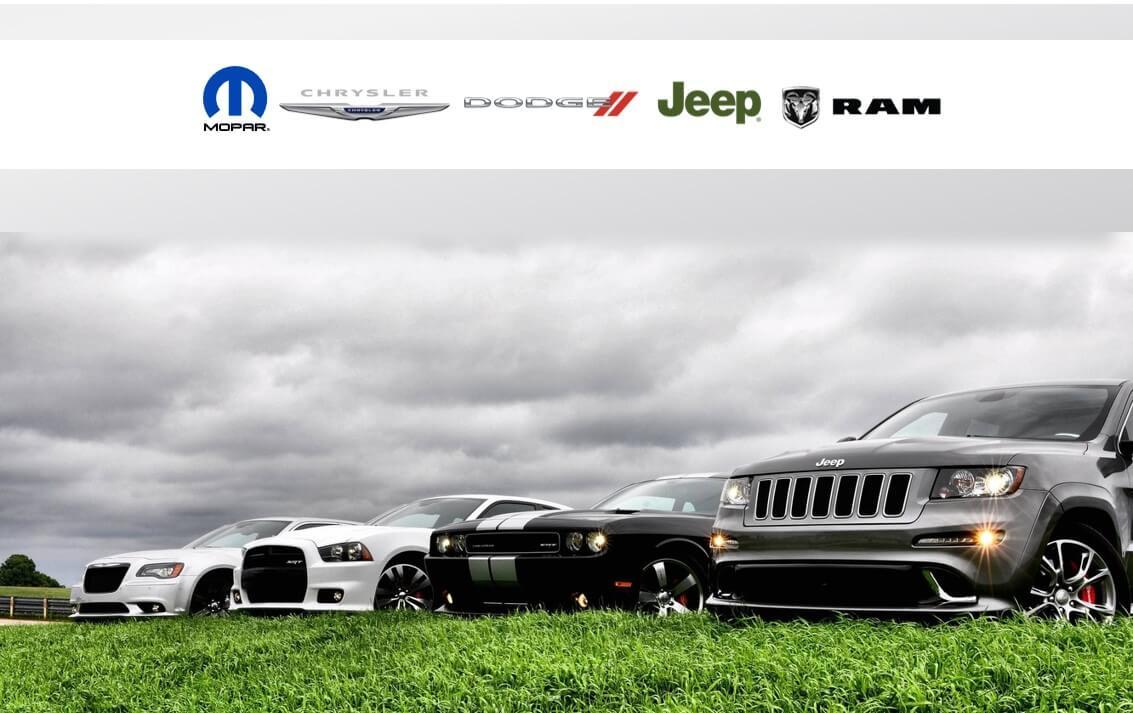 <b>Repuestos Oficiales<b><br>Dodge / Jeep / Chrysler / RAM<br><br><br>