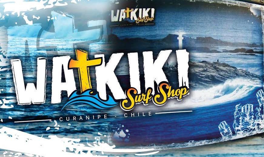WAIKIKI SURFSHOP Curanipe Tel. +56 9 88949591 2b19af97900