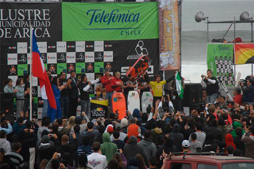 Arica Chilean Challenge