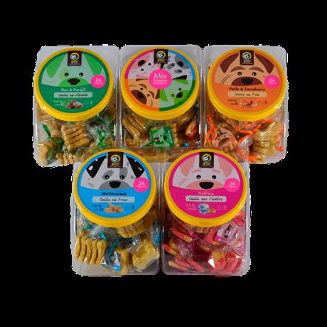 Snacks Saludables Mascotas