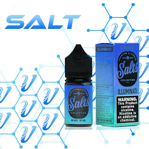 Esencias - Liquidos Salt