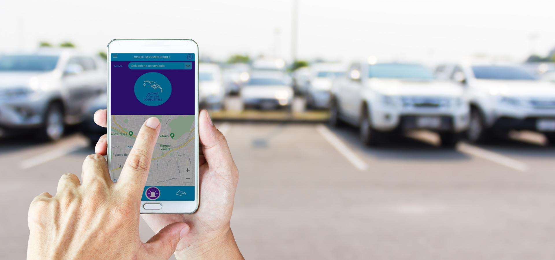 KIT GPS + Bloqueo