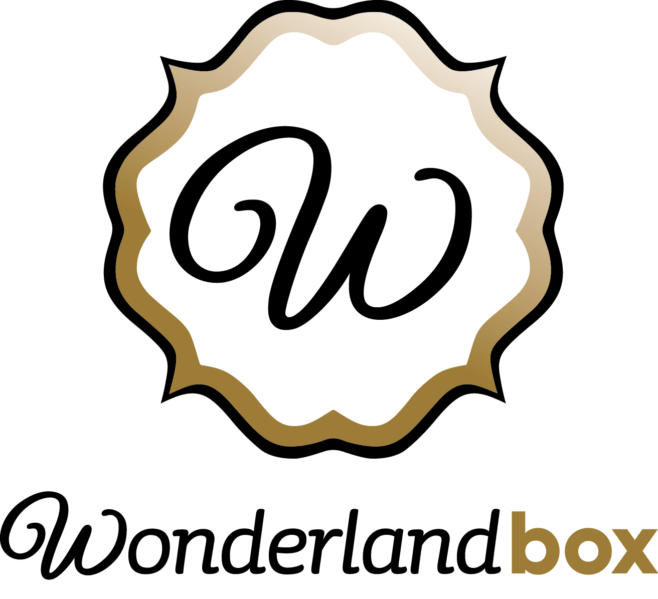 Logo Wonderlandbox - Box de Beleza