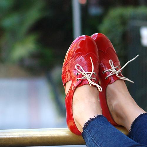 Zapatos a pedido